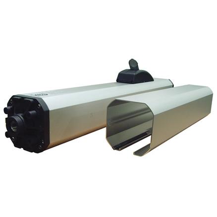 Abre rejas abatibles merik modelo 400 by faac puertas for Puerta automatica no abre