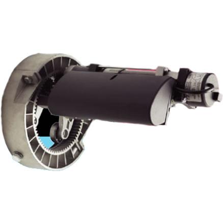 Motor oculto merik 160r para cortinas met licas for Motor puerta automatica